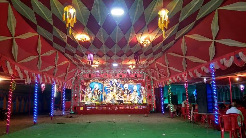 Godin Durga royalty-vrije stock foto
