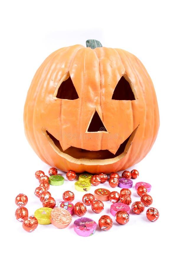 godis halloween arkivbild