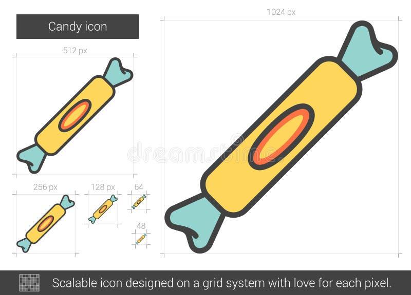 Godislinje symbol vektor illustrationer