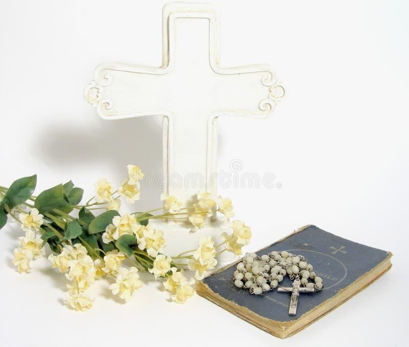 Godsdienst-Heilige Communie royalty-vrije stock foto's