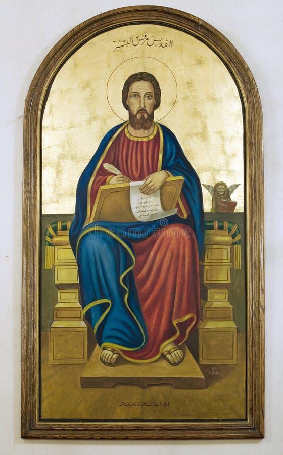 Godsdienstig pictogram stock fotografie