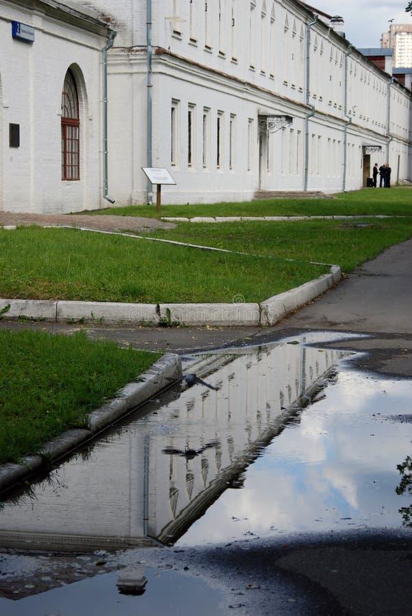 Godset av Romanovsen i Izmailovo rekreation parkerar och säterit, Moskva, Ryssland royaltyfri foto