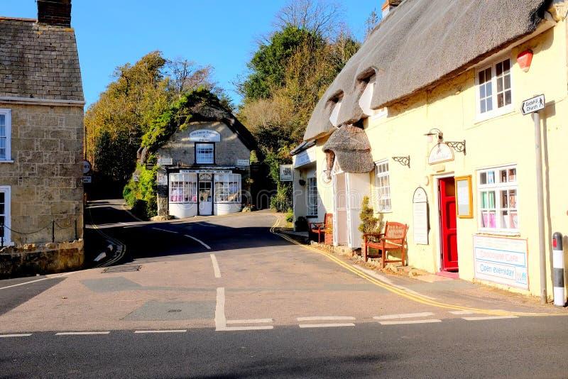 Godshill, Isle of Wight στοκ εικόνες με δικαίωμα ελεύθερης χρήσης