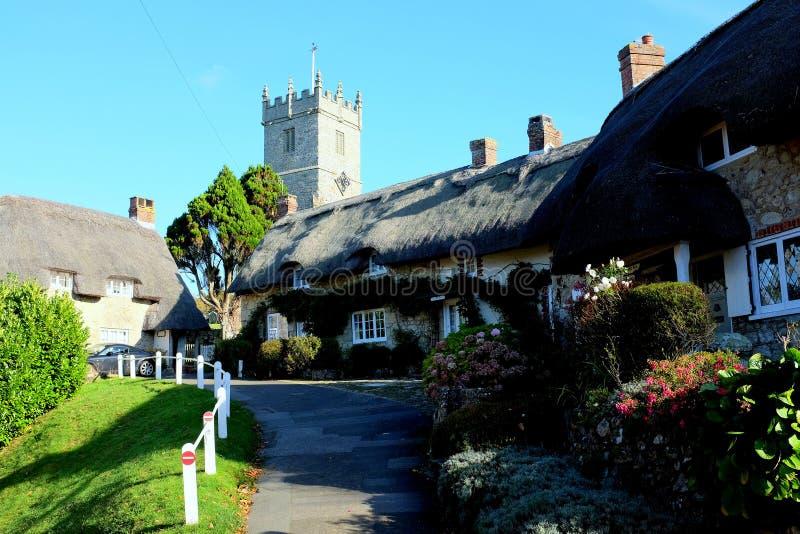 Godshill, Isle of Wight στοκ εικόνα
