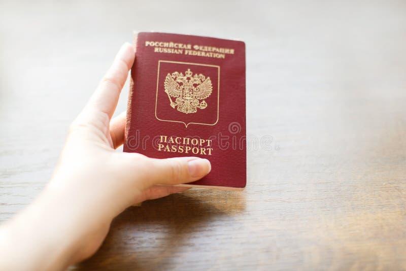 Goed reisconcept voor Russen stock afbeeldingen