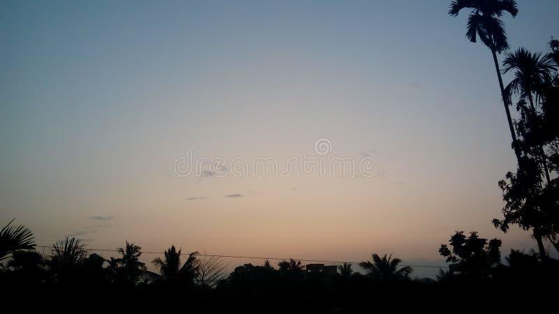 Goedemorgen Kolkata royalty-vrije stock afbeelding