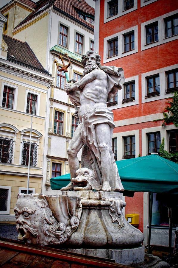Goerlitz, Германия стоковая фотография