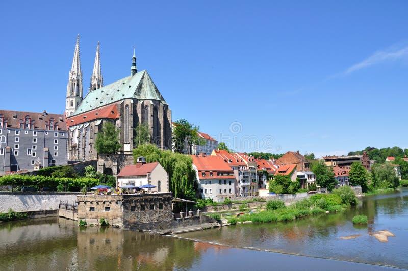 Goerlitz, Niemcy zdjęcie royalty free