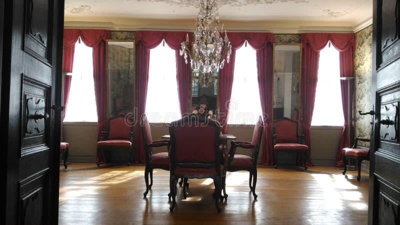 Goethe house stock photos