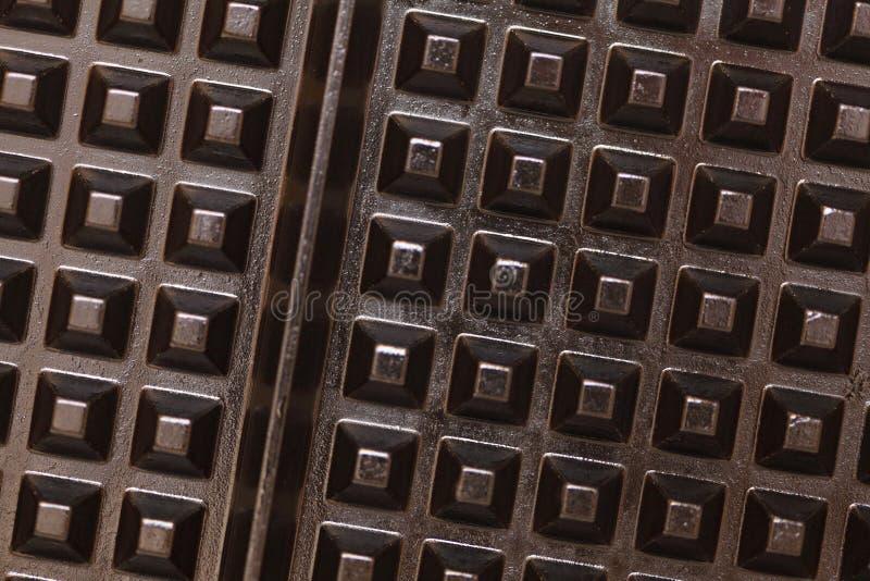 Gofra żelaza tekstury tło zdjęcie royalty free