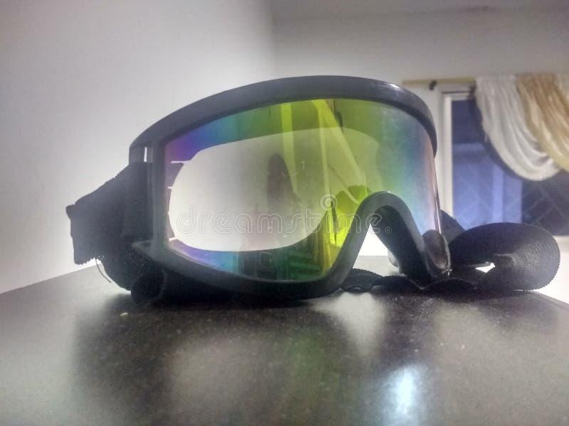 goggles royalty-vrije stock foto's