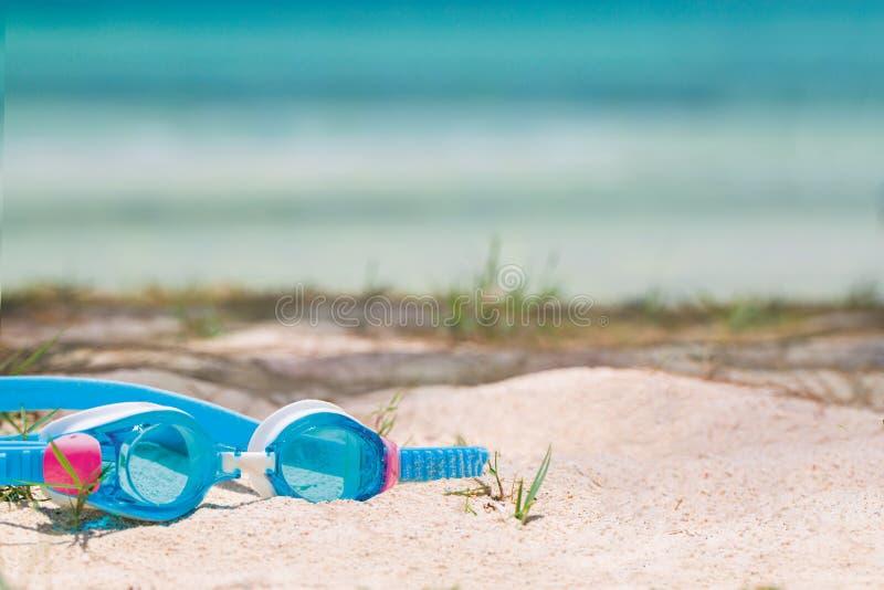 goggles stock afbeelding