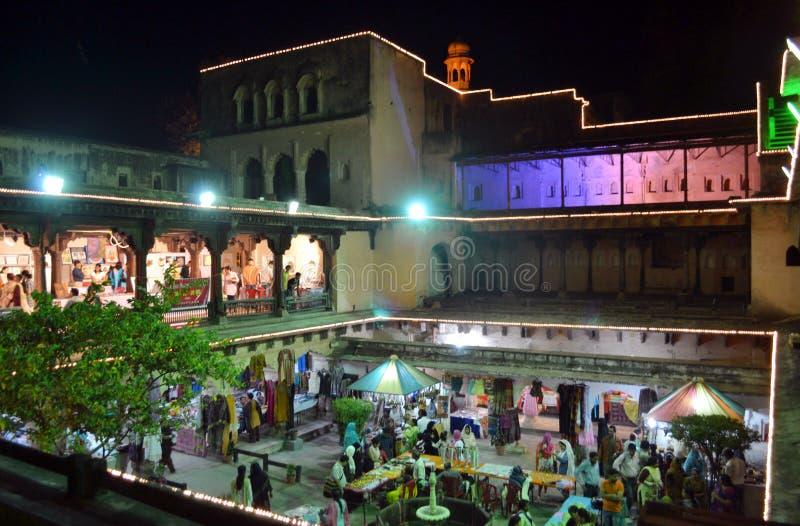 Gohar mahal, Bhopal obraz stock