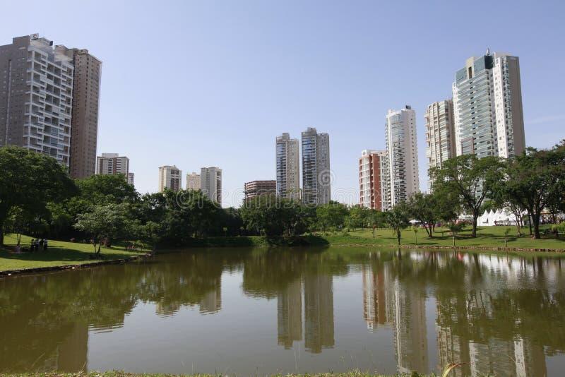 Goiania, goias, Brasil foto de stock