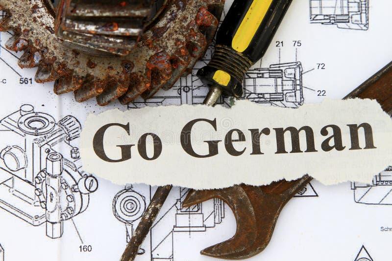Download Going German stock photo. Image of blueprint, engineer - 28694750