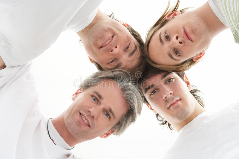 Download Going Into A Huddle Stock Photos - Image: 2483773