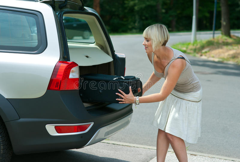 Download Going to vacation stock photo. Image of auto, trip, holiday - 20148810