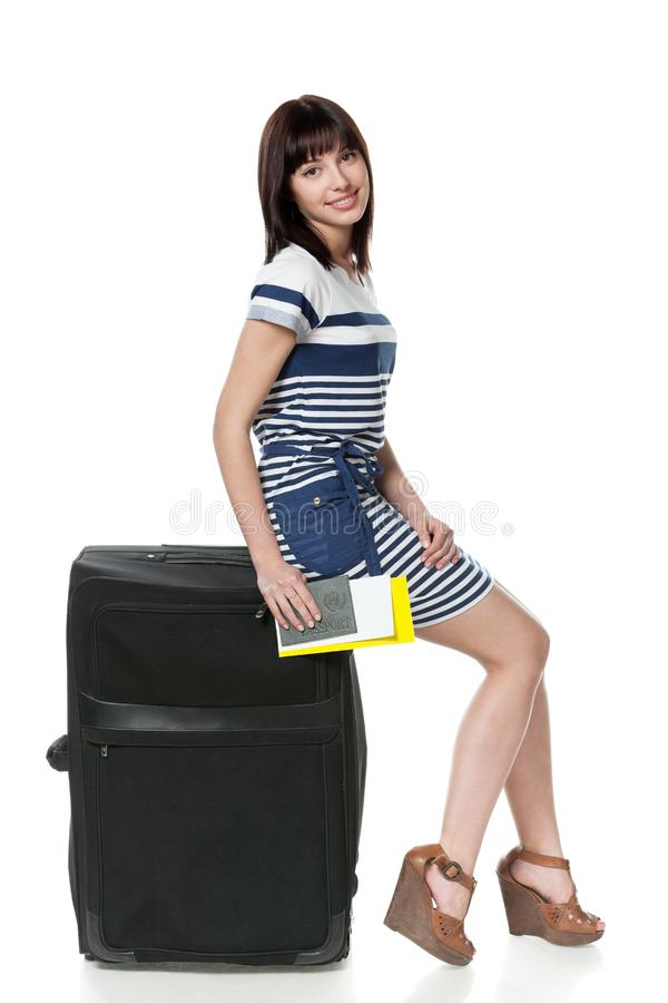 Download Going on vacations stock photo. Image of portrait, international - 20288040