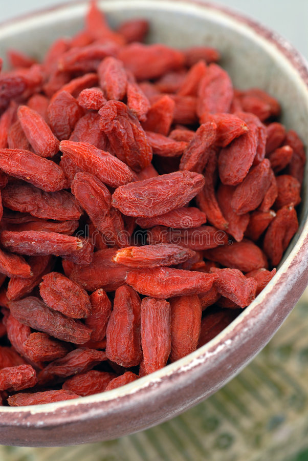 goji ягод стоковые изображения
