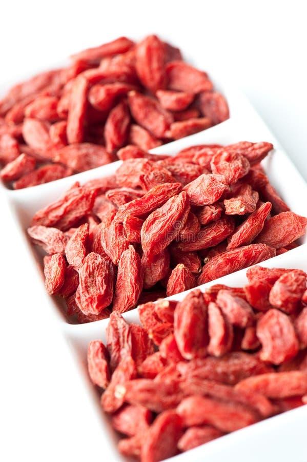 goji ягод стоковые изображения rf