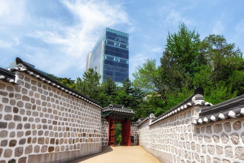 Gojonguigil国王路 免版税图库摄影