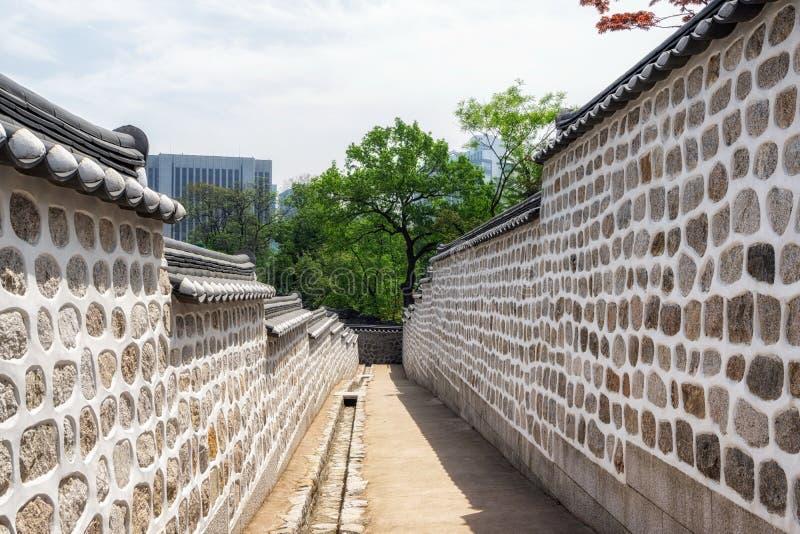Gojonguigil国王路 库存照片