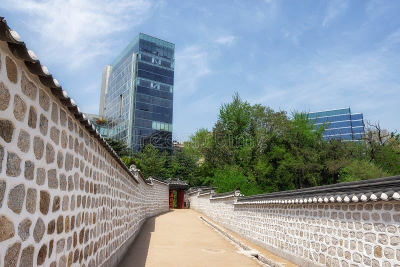 Gojonguigil国王路 免版税库存图片