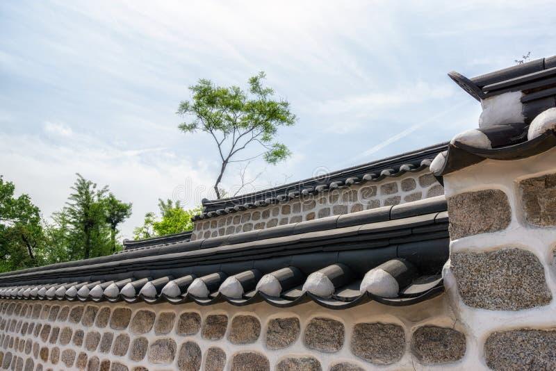 Gojonguigil国王路 免版税库存照片