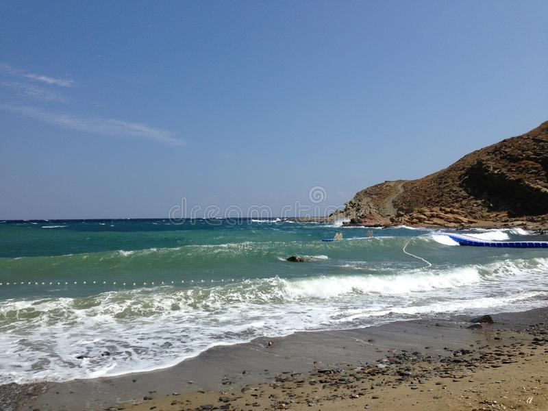 Download Gokceada Turkey In Coastal Scenery Clean Sea And Beautiful Beaches Stock Photo