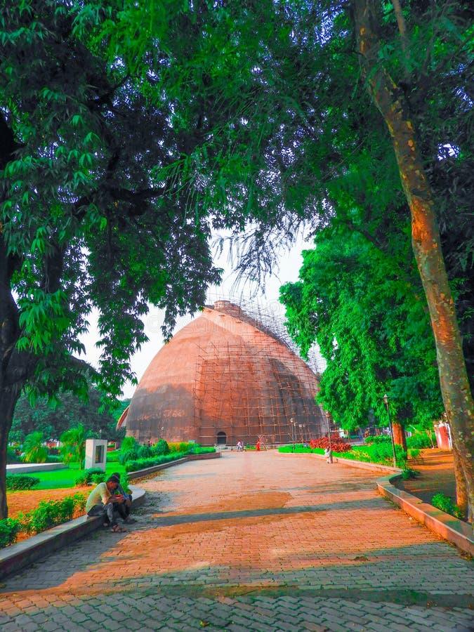 GOL Ghar Patna foto de stock royalty free