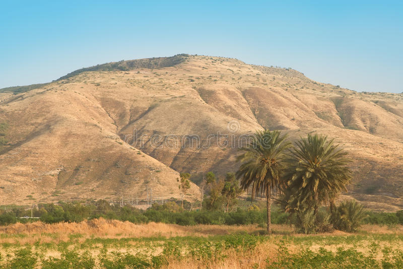 Download The Golan Heights Royalty Free Stock Photography - Image: 9431877