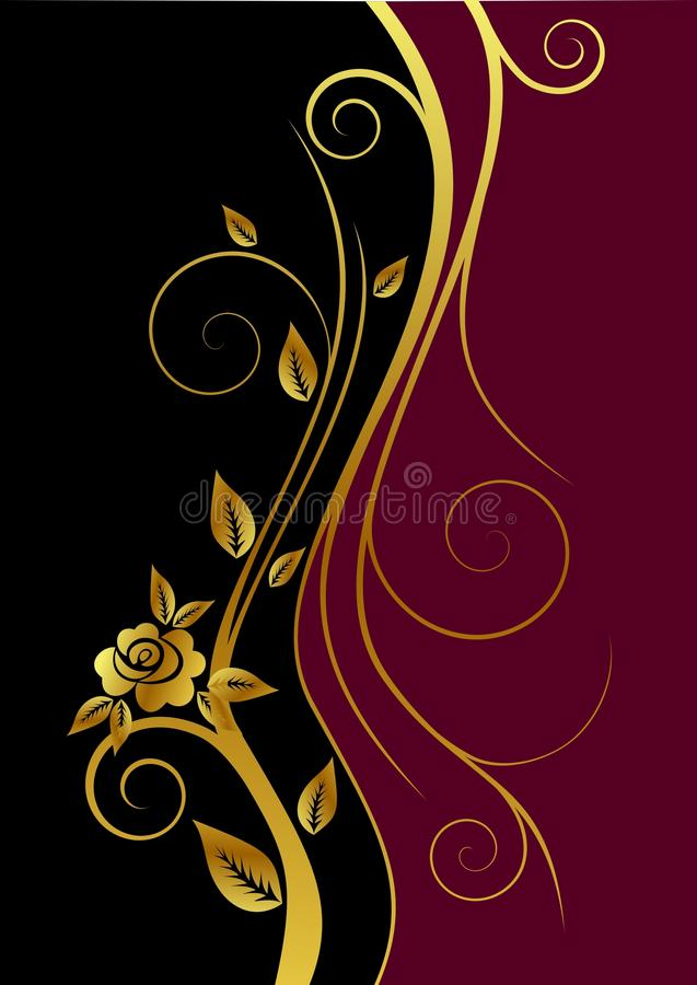 Gold stock illustration