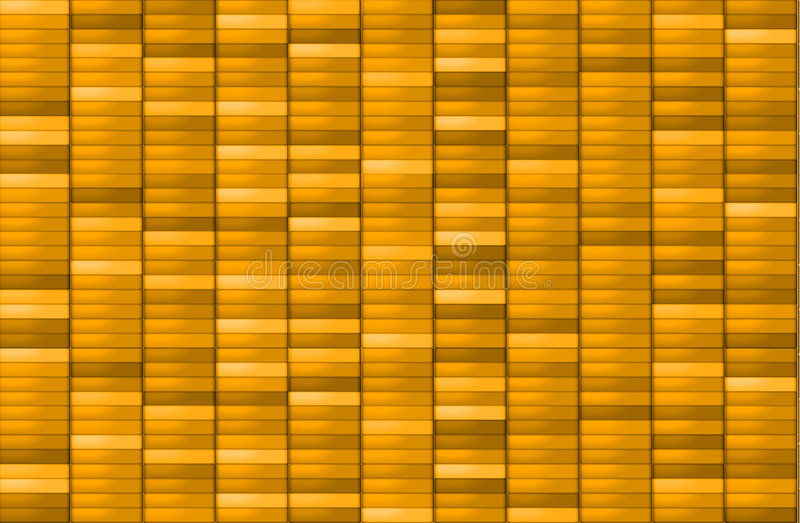 Download Gold stock illustration. Illustration of rectangles, columns - 1920950