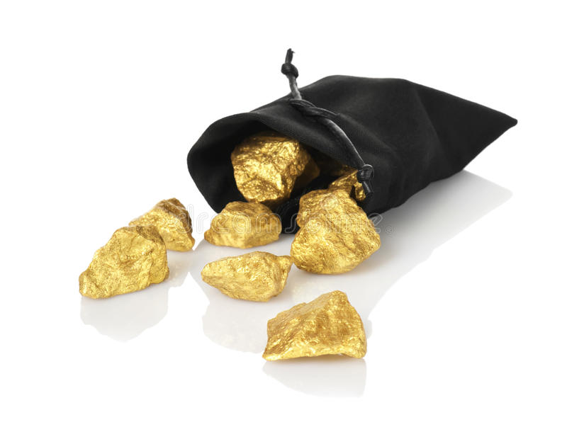 Gold royalty free stock photo