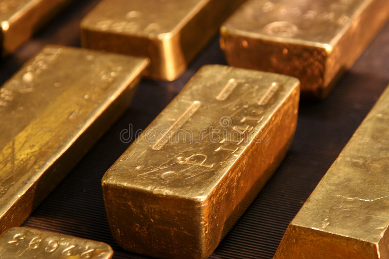 Pure gold stock photos