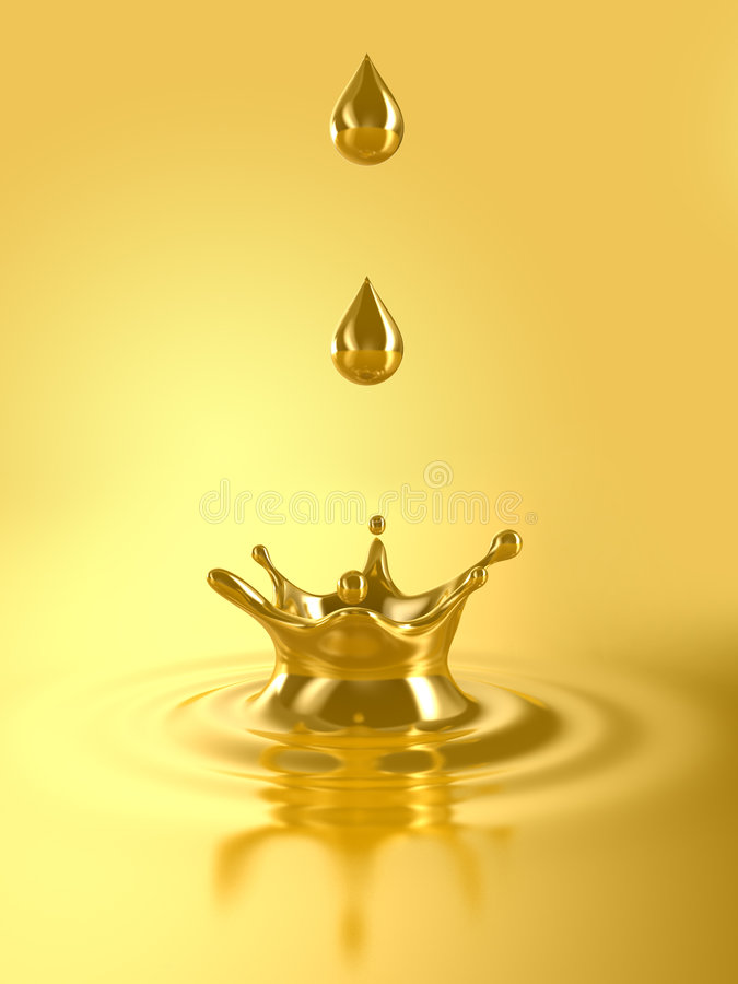 Download Gold stock illustration. Image of background, glassy, metal - 4216843