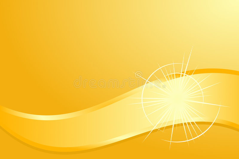 Download Gold stock vector. Illustration of abstract, yellow, brilliance - 5192122