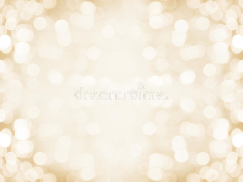 Gold abstract blured background royalty free stock image