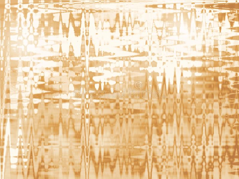 Gold abstract blurred background stock images