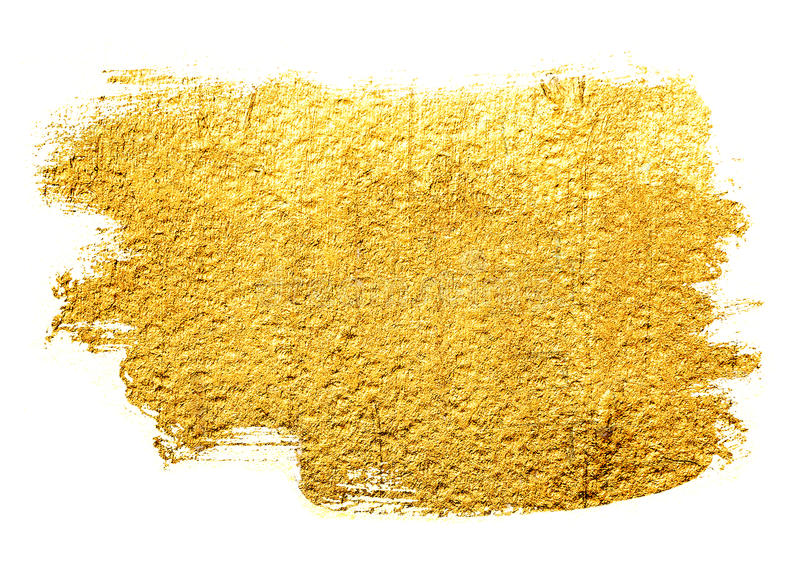 Gold acrylic banner stock photo  Image of abstract, creative