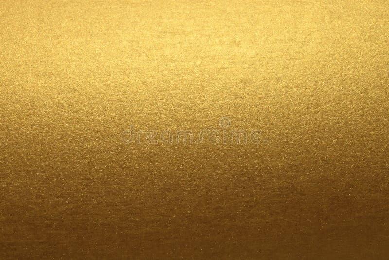 Gold Background 5. 16 Bit TIF Processed stock image