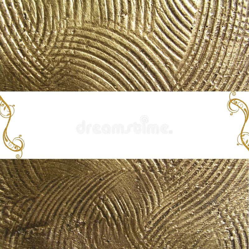 Download Gold Background With Copyspace Stock Illustration - Image: 12515741