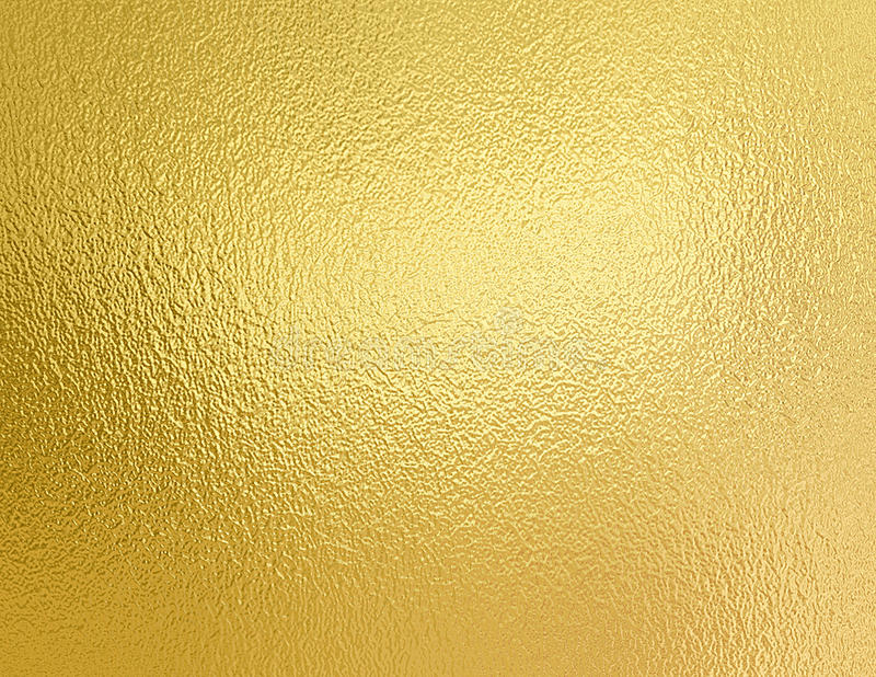 Gold background. Golden foil decorative texture. Golden foil decorative texture. Gold background for artwork royalty free stock photography