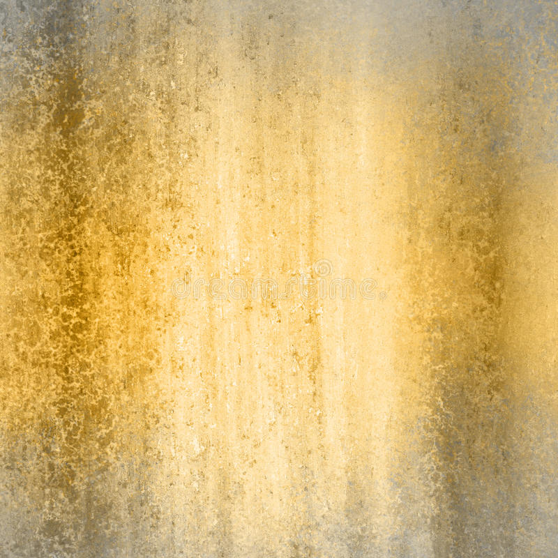 Free Gold Background With Gray Frame Stock Photography - 36834262