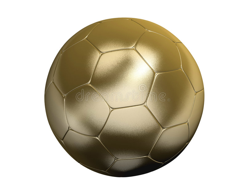 Download Gold Ball Stock Photography - Image: 2318192
