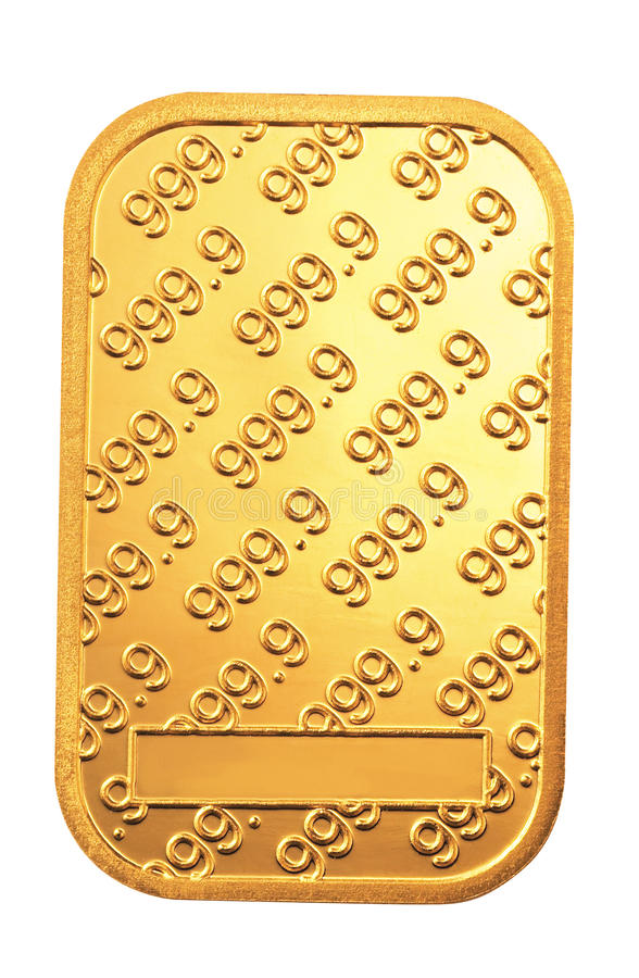 Download Gold bar stock photo. Image of money, isolated, riches - 27179764