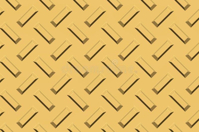 Gold Bar Texture Royalty Free Stock Photo