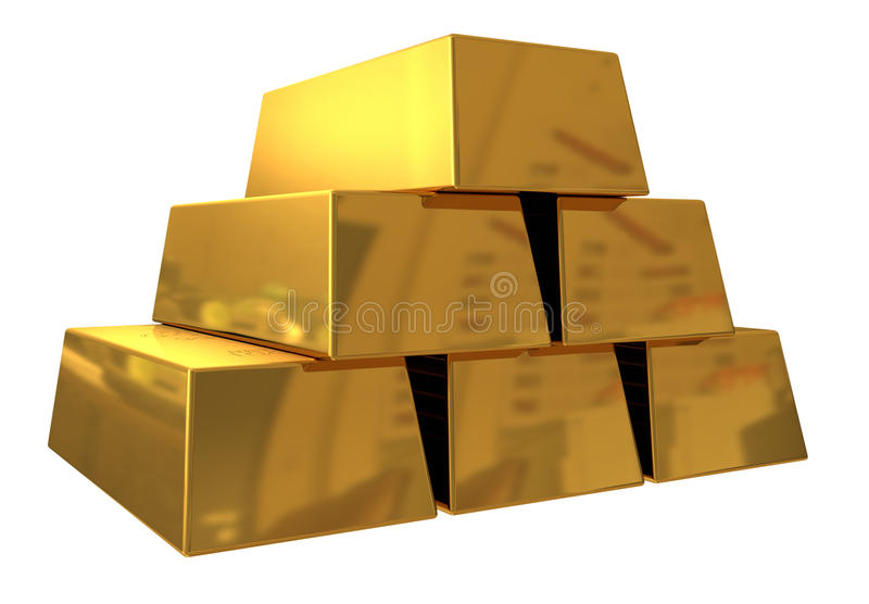 Download Gold Bars Stock Photography - Image: 16727902