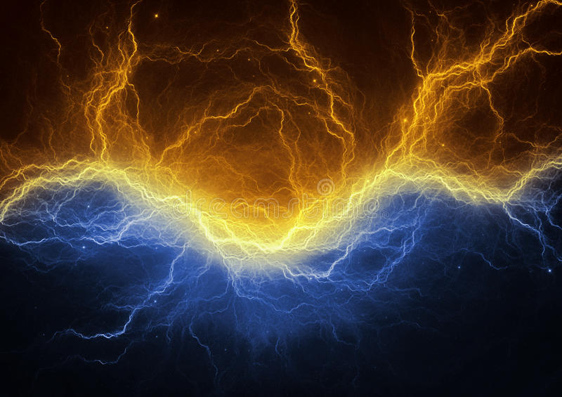 [JLD] Menace en haute mer  - Page 2 Gold-blue-electric-lightning-abstract-electrical-background-90382344