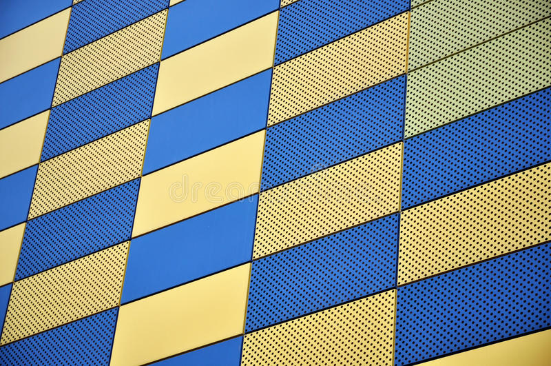 Download Gold and blue wall stock photo. Image of gold, background - 13445724